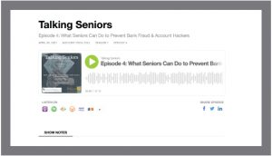 Podcast link with Westchester County president- Joe Ruhl