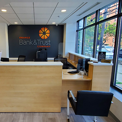 Orange Bank & Trust Company announces opening of its Bronx branch.